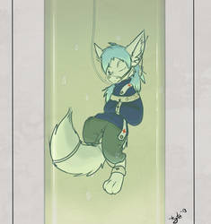 In Stasis by KyteTheFox