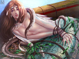 Mermaid fantasy by mr-Vy