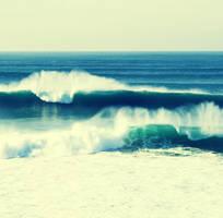 Waves by sacadura