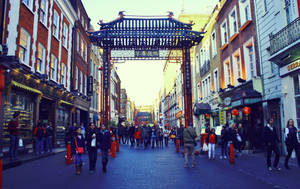 London Chinatown by sacadura