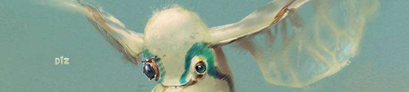 diz close up by dannygardner