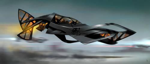 Race Airship by dannygardner