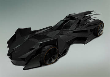 batmobile by dannygardner