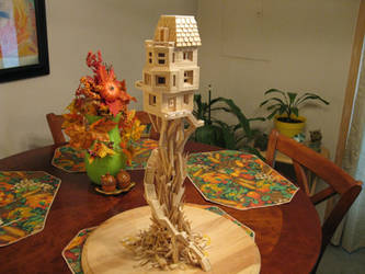 Bob's Toothpick City by BobsToothpickCityArt