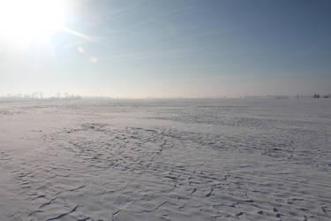 Snowy Desert by eleutheria-stock