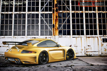 Porsche Carrera by ChitaDesigner