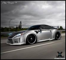 Nissan 370Z Veilside by ChitaDesigner