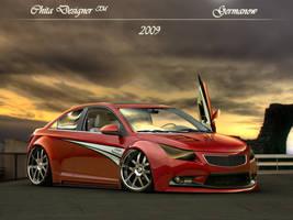 Chevrolet Cruze by ChitaDesigner