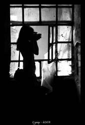 Camera girl by cynop