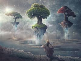 Floating Mind by jose86tf
