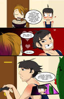 Epic Chaos! Page 20 by ArtByMelissaM