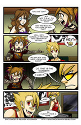 Epic Chaos! Chapter 4 Page 40 by ArtByMelissaM