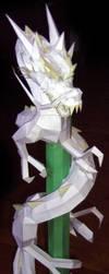 PaperCraft - Dragon by FroZnShiva