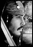 Captain Jack by kaytii