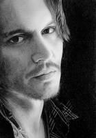 Johnny Depp by kaytii