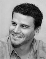 David Boreanaz by kaytii