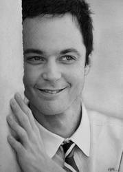 Jim Parsons by kaytii
