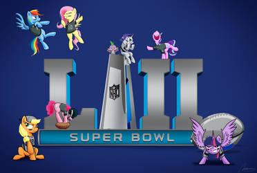 Superbowl 52!!! by OinkTweetStudios