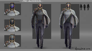 Concept Thereporter by Hitsu