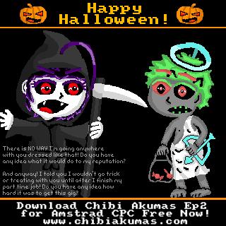 Happy Halloween! by akuyou56
