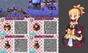 Animal Crossing New Leaf: Rozalin QR Code (3rd Ed) by TechieWidget