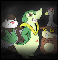 Bad Apples the nuzlocke run. . . by Froodals