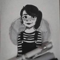 sketch by jaydanielle