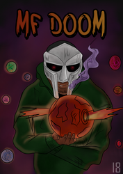 Viktor Vaughn Doom by isreal8nc
