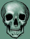 Skull by Rustyoldtown