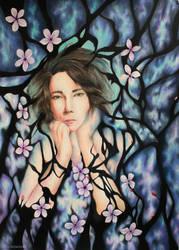 Daydreaming away by Mashimoshi
