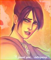 Morrigan - Dragon Age by lux-rocha