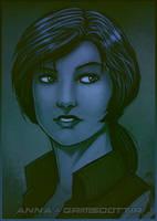 Splinter Cell - Grim by lux-rocha