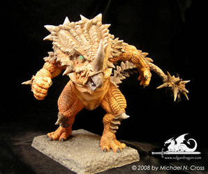 Primal Fury by vulgardragon
