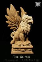 The Griffin by vulgardragon