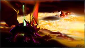 The Darkest Dawn by IceDragonhawk