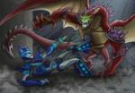 TFA OC - Darius and Bron by MaryDec