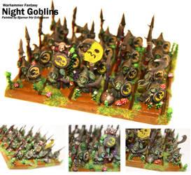 WF: Night Goblins by Bjarnar