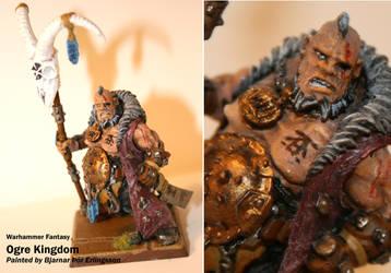 WF: Ogre Kingdom by Bjarnar