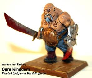 WF: Ogre Kingdom II by Bjarnar