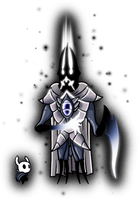 Hollow Knight: King's Golem by magicofgames