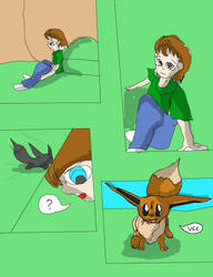 Dogman-8 request-eevee tf 1 by Absolhunter251