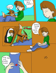 Dogman-8 request-eevee tf 2 by Absolhunter251
