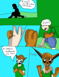 Dogman-8 request-eevee tf 3 by Absolhunter251