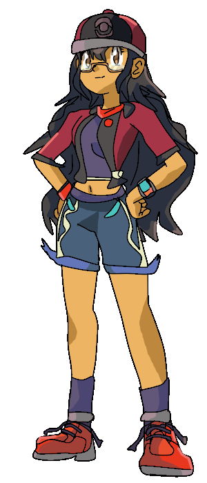 Me In Pokemon X And Y Outfit By Absolhunter251 On Deviantart