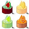 Fruity Cakes by TrixyNetex