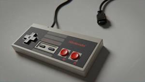 NES Controller by QuickBoomCG
