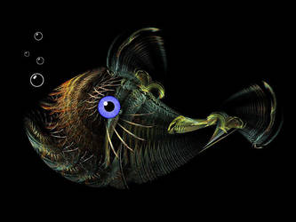 Wallpaper - Fish by emailandthings
