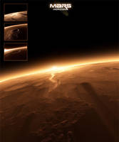 Horizons - Mars II by emailandthings