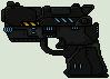 Sci-fi Handgun Sprite by LetsAnimateIt88