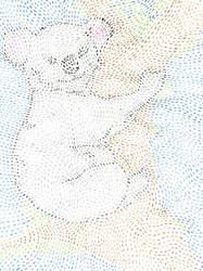 Koala by Saphhic